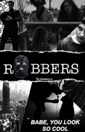 Robbers S.M by neverbexlone