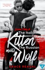 The Italian Mafia's Daughter Meets The Russian Mafia's Son by 12amwriting