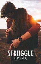 STRUGGLE by auxfad_