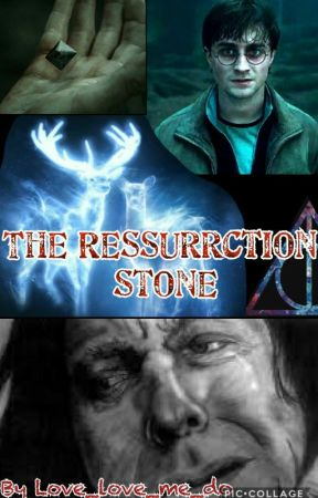 The Resurrection Stone (SNARRY) {#JustWriteIt #AltEnding} by love_love_me_do