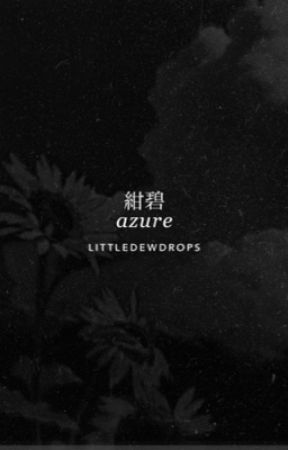 Azure | Haikyuu!! by littledewdrops