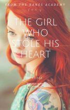 THE GIRL WHO STOLE HIS HEART by jojobeanxyz
