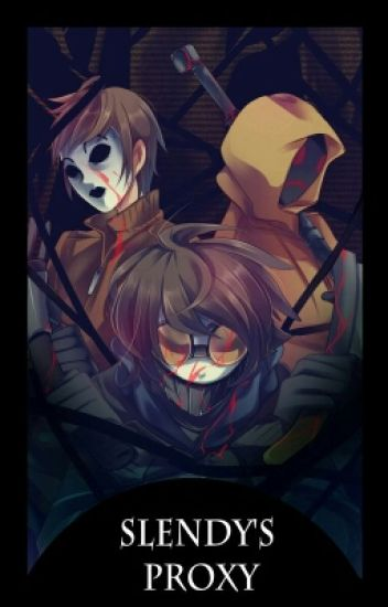 Masky X (Female) Reader X Hoodie/Hoody X Eyeless Jack X Ticci-Toby