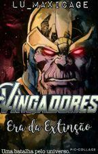 Vingadores - Era Da Extinção (Em Reforma) by lu_maxicage