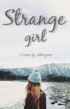 Strange Girl by vellaryrose