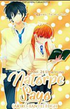 Natorpe Sayo || One Shot || AkiRo Tantei High Fanfic by KookiePoochie