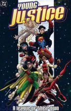 Young Justice One Shots by GiGiReeds