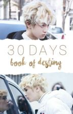 30DAYS - Book Of Destiny°Mark Lee by spiderputih