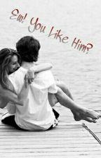 Ew! You Like Him? by violetmagentha