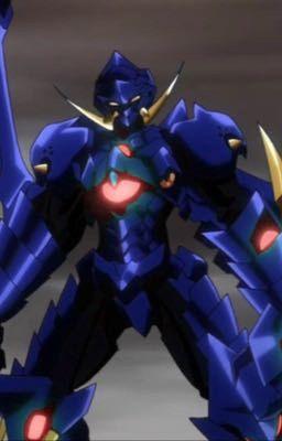 the blue dragon emperor highschool dxd x reader on