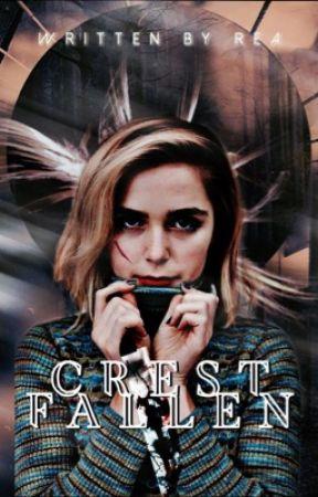 Crestfallen ↬ Carl Grimes by Negatorrii