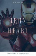 Iron Heart (Concluída) by aquelaautora