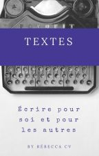 Textes by Rebecca3015