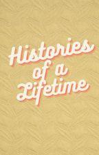 Histories Of A Lifetime [Destiel Fanfic] by PaulVerlesne
