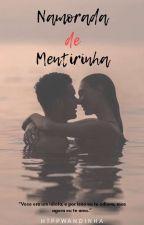 Namorada de Mentirinha  by htppwandinha