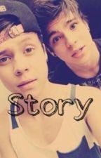 Story -SV, MR y tu by YoQueSe115