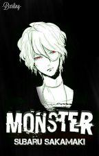 Monster; OneShot. ||Diabolik lovers||®; #PremiosBlood2017.  by -Dxrling-