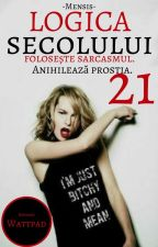 Logica secolului 21 by -Mensis-