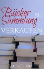 Büchersammlung zu verkaufen by Cherrielein