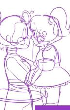 """""""Que palabras decirte..."""" Baby x Ballora (yuri) ♥ by Mely-senpai"""