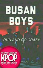 Busan Boys || Yoonmin & Vkook {MiniFic} || #kpopawards2017 by MelanieGerpeLen