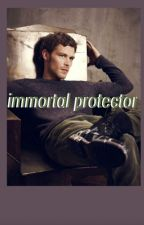 Immortal Protector  by japanzayn
