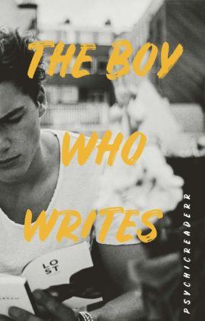 El Chico De Las Notas ⓒ by psychicreaderr