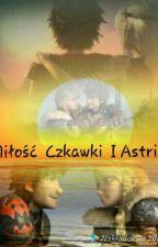 Miłość Czkawki i Astrid by RaikimHicstrid