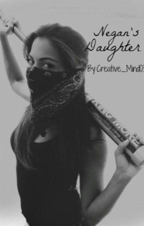 Negans Daughter (C.G) by Creative_Mind03