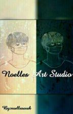 Noelle's Art Studio  by noellesarah
