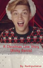 A Christmas Love Story (Ricky Garcia) by Randryuniverse