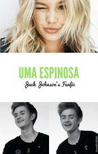 Uma Espinosa\\J.Johnson by drewespinosa