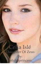 Celia Islé: Daughter of Zeus by thefalseprincess_