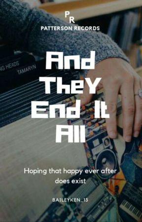 End It All by BaileyKen_13