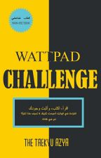 Wattpad Challenge | تحدي الواتباد  by tk-sunshine