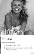 Kitten;; pjm + jjk by BrendaKamilly