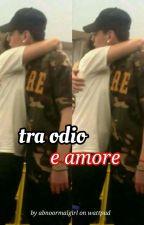 Tra Odio e Amore ||Marco Leonardi|| by abnoormalgirl