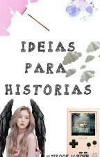 Idéias para histórias  by Jikook_V-Hope