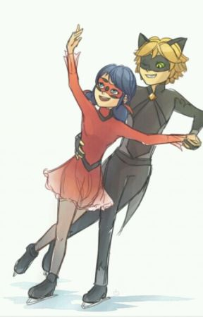 Miraculous!!! On Ice: Miraculous Ladybug Ice Skating AU by ladybugsanddemigods