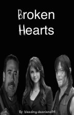 Broken Hearts ❀ Daryl Dixon  by bleeding-auships