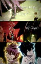 ¿Esto es una familia? by IIGAGOII