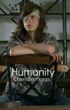 Humanity [Carl Grimes] 2017 by Chxndlxrrxggs