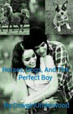 Horses, Dogs, And The Perfect Boy by CowgirlUnderwood