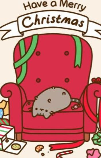 Kawaii Christmas.Pusheen S Very Kawaii Christmas Zaneakalotuschan Wattpad