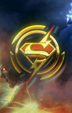 Supergirl & Flash: Rojo Y Azul (SuperFlash/Karry) by Cdanvers0201