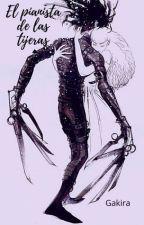 Nada más importa... ( Joven manos de tijeras)(Tim Burton) by AkiraAngelDust