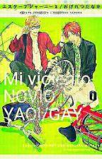 Mi violento novio (YAOI/GAY) by Akirusa6691
