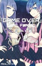 Game Over ~No Game No Life fanfic~ by Alice_Mirror8