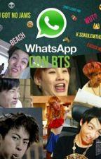 WhatsApp [BTS y tú] by Cynthia7195