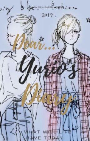 Yurio's Diary//Otayuri// by yulisa-vkusno